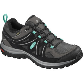 Salomon Ellipse 2 GTX Shoes Women Magnet/Black/Atlantis
